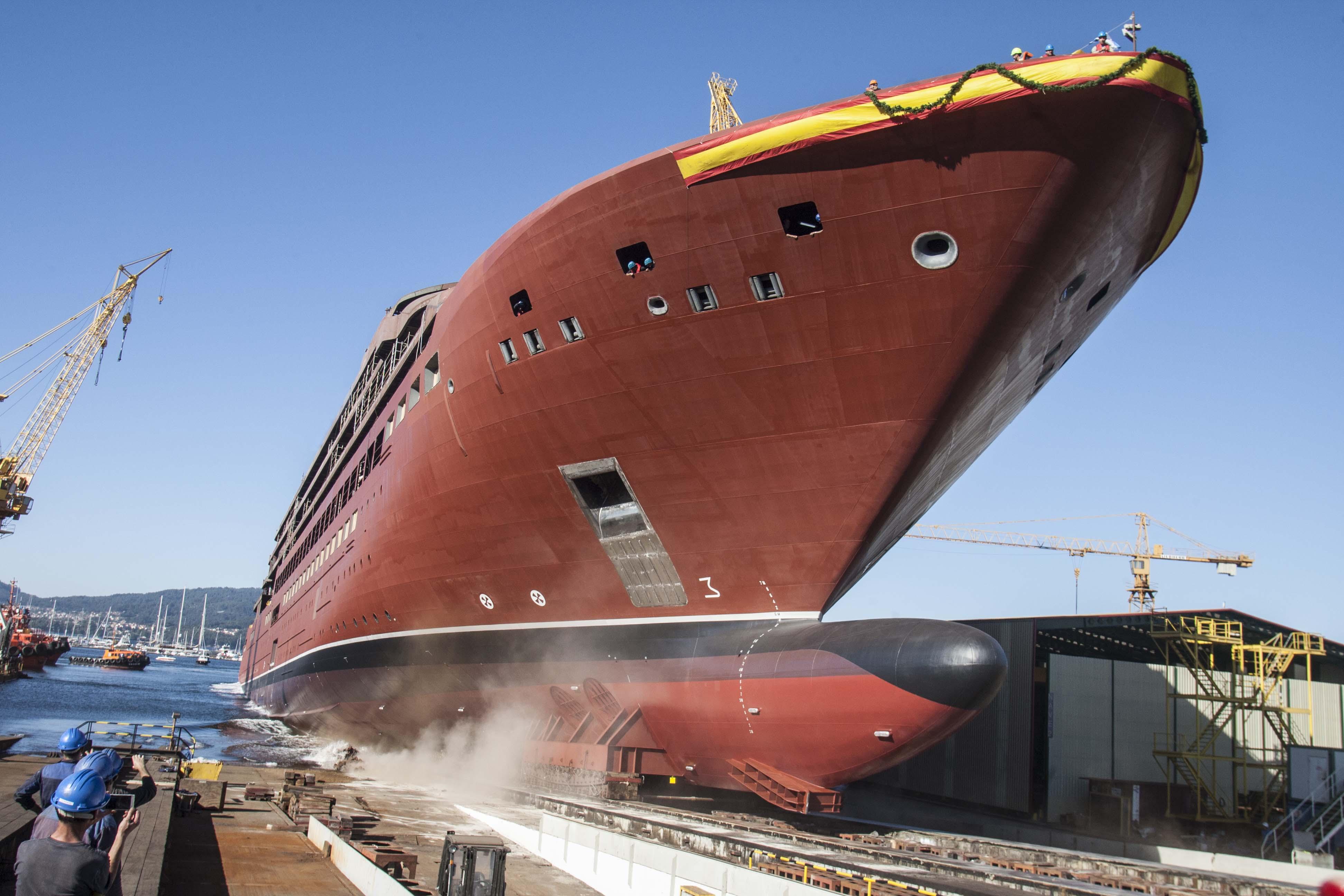 Barreras Shipyard Noticias